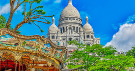 Paryż i zamki nad Loarą