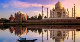 Rajskie Goa i bajkowe pałace