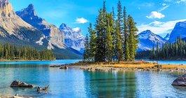 Naturalnie piękna Kanada