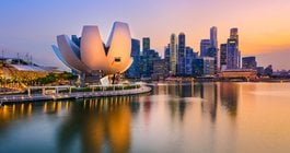 Fenomenalny Singapur i wyspy Indonezji