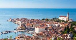 Widok na Adriatyk