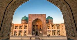 Przystanek na Jedwabnym Szlaku- Uzbekistan