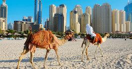 Dubaj i plaże Ras Al Khaimah