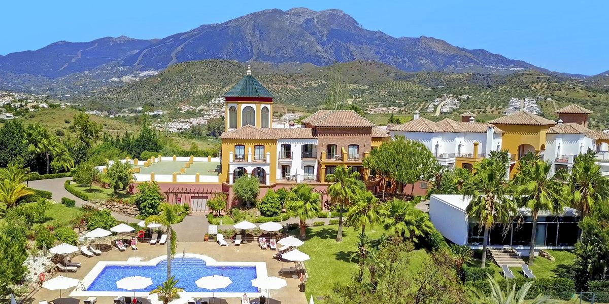 Hotel B Bou La Viñuela