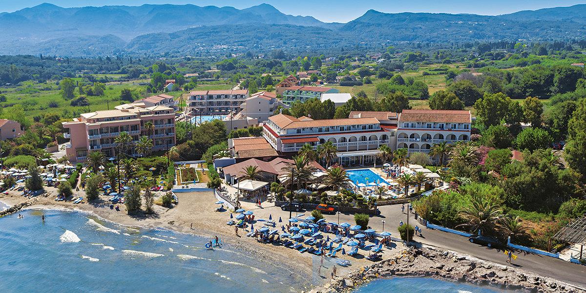 Hotel Angela Beach