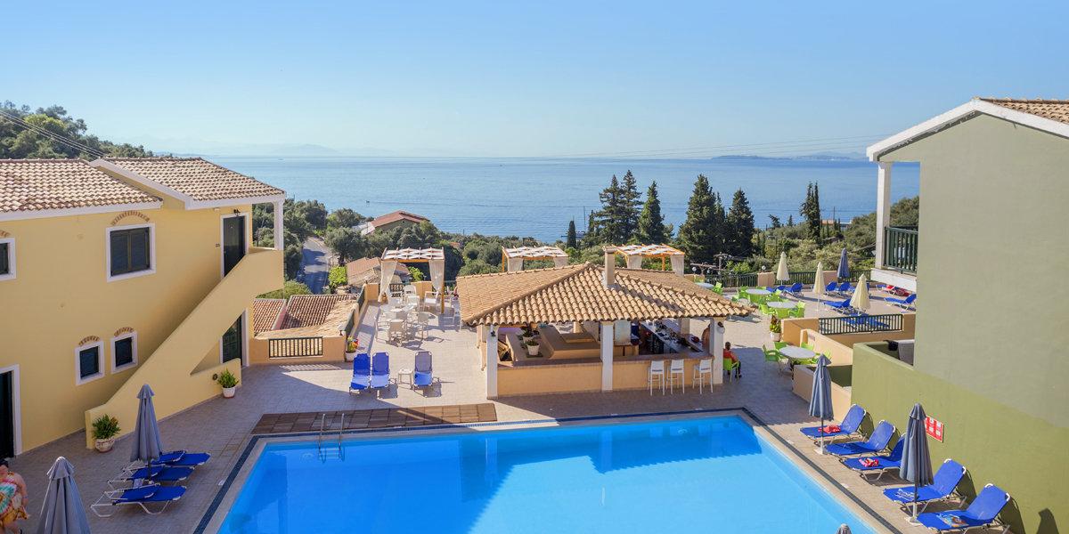 Hotel Corfu Aquamarine (ex. Corfu Residence)