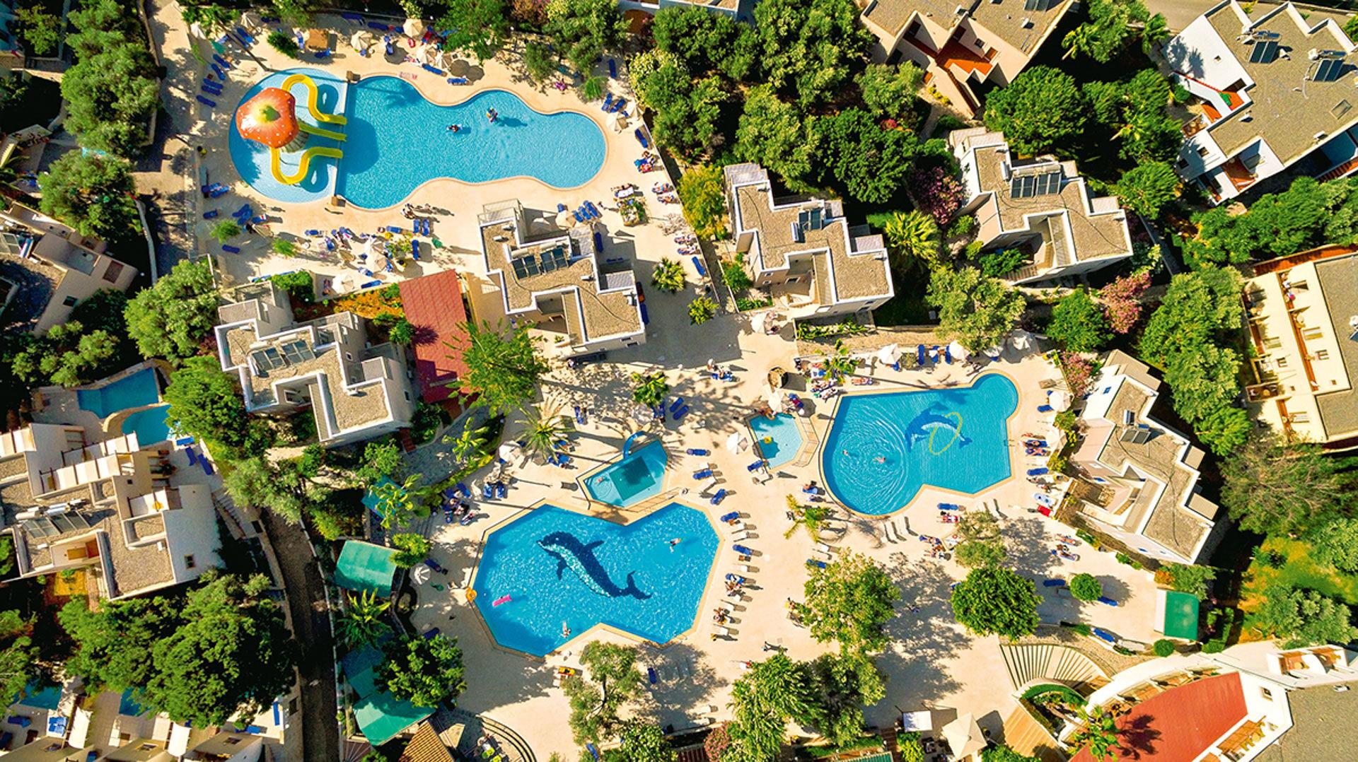 Hotel Sirios Village