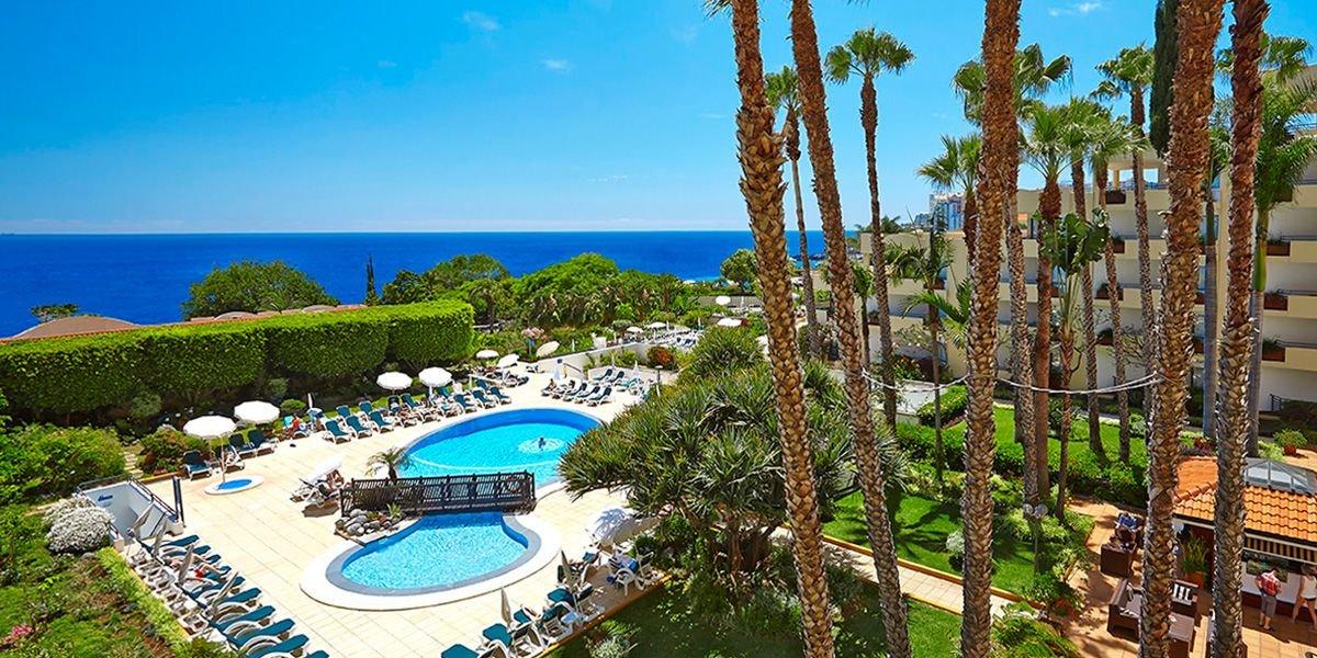 Hotel Eden Mar Suites
