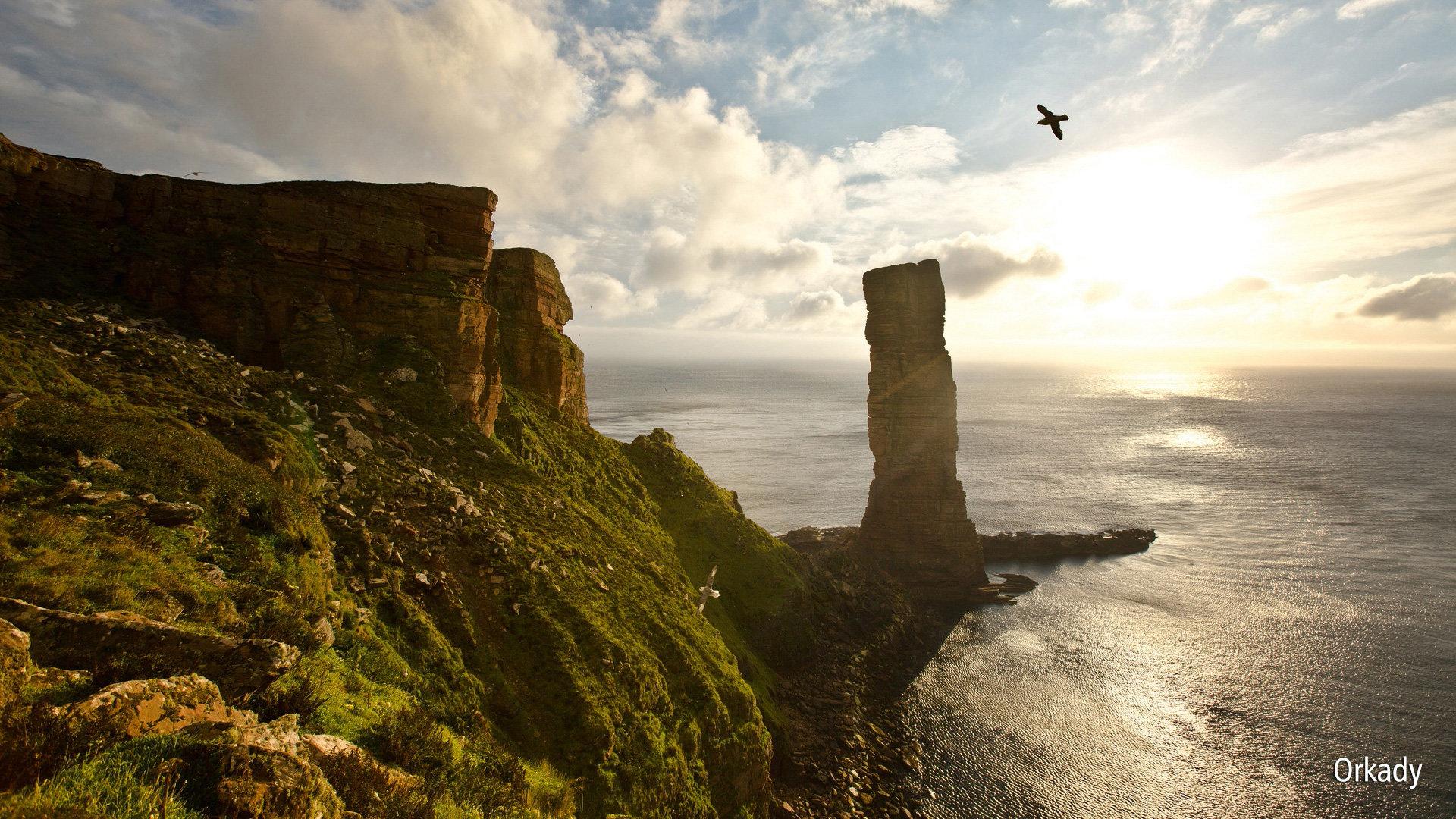 Szkocka i tajemnice Orkadów