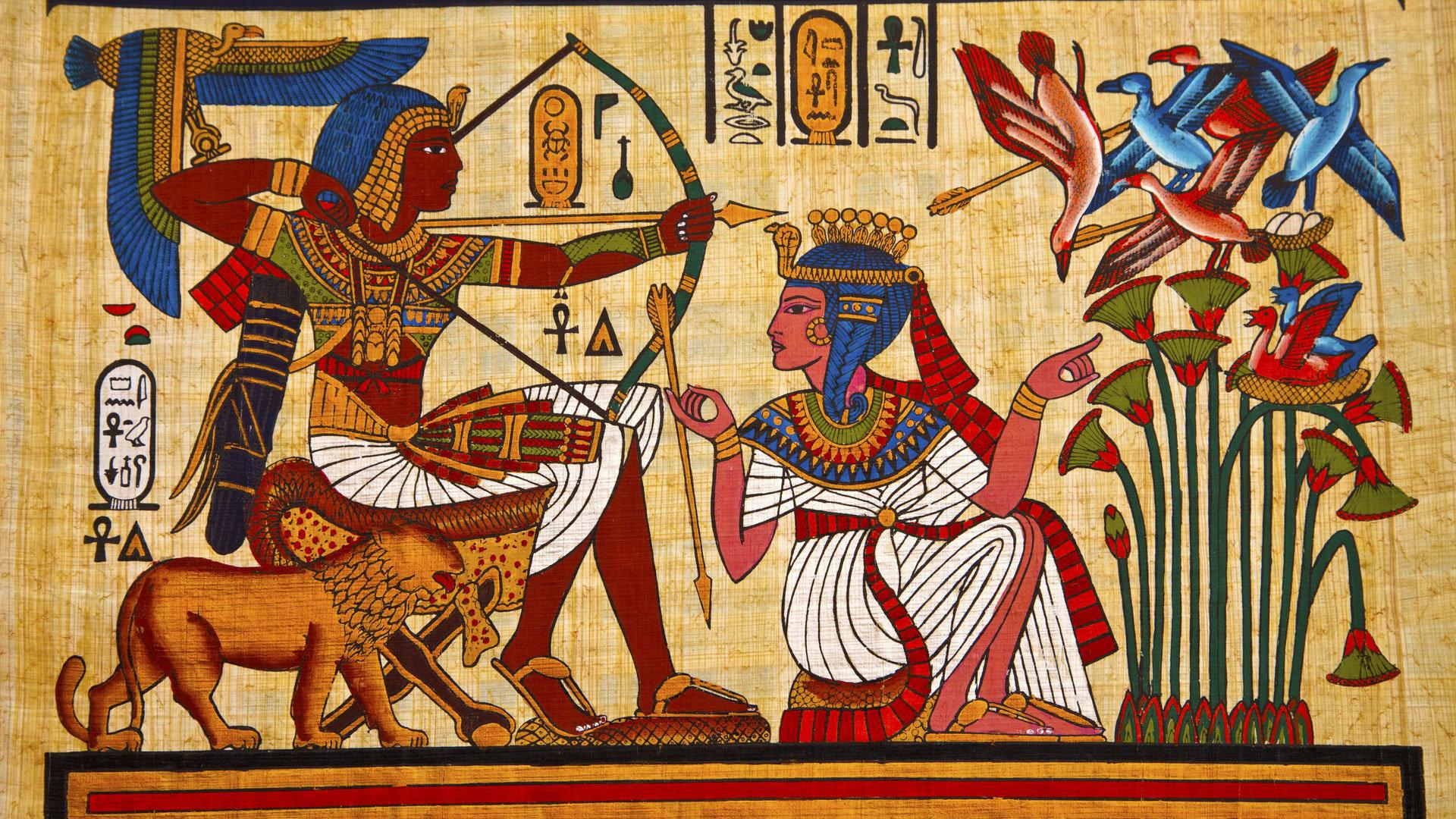 Bogowie i faraonowie