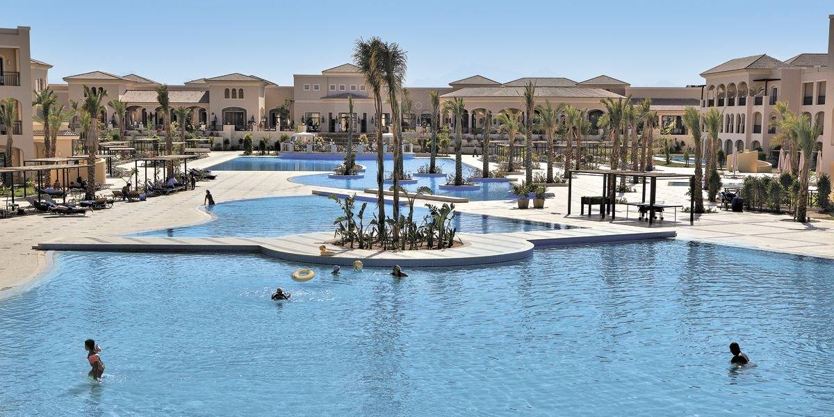 Hotel Jaz Aquamarine Resort