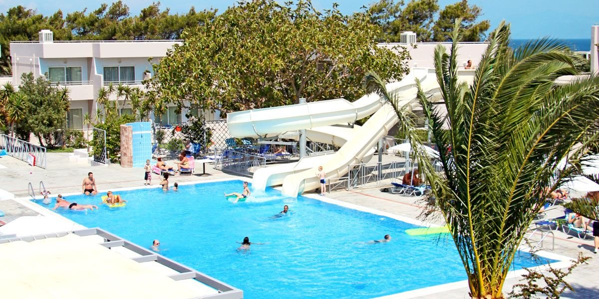 Hotel Asteras Resort