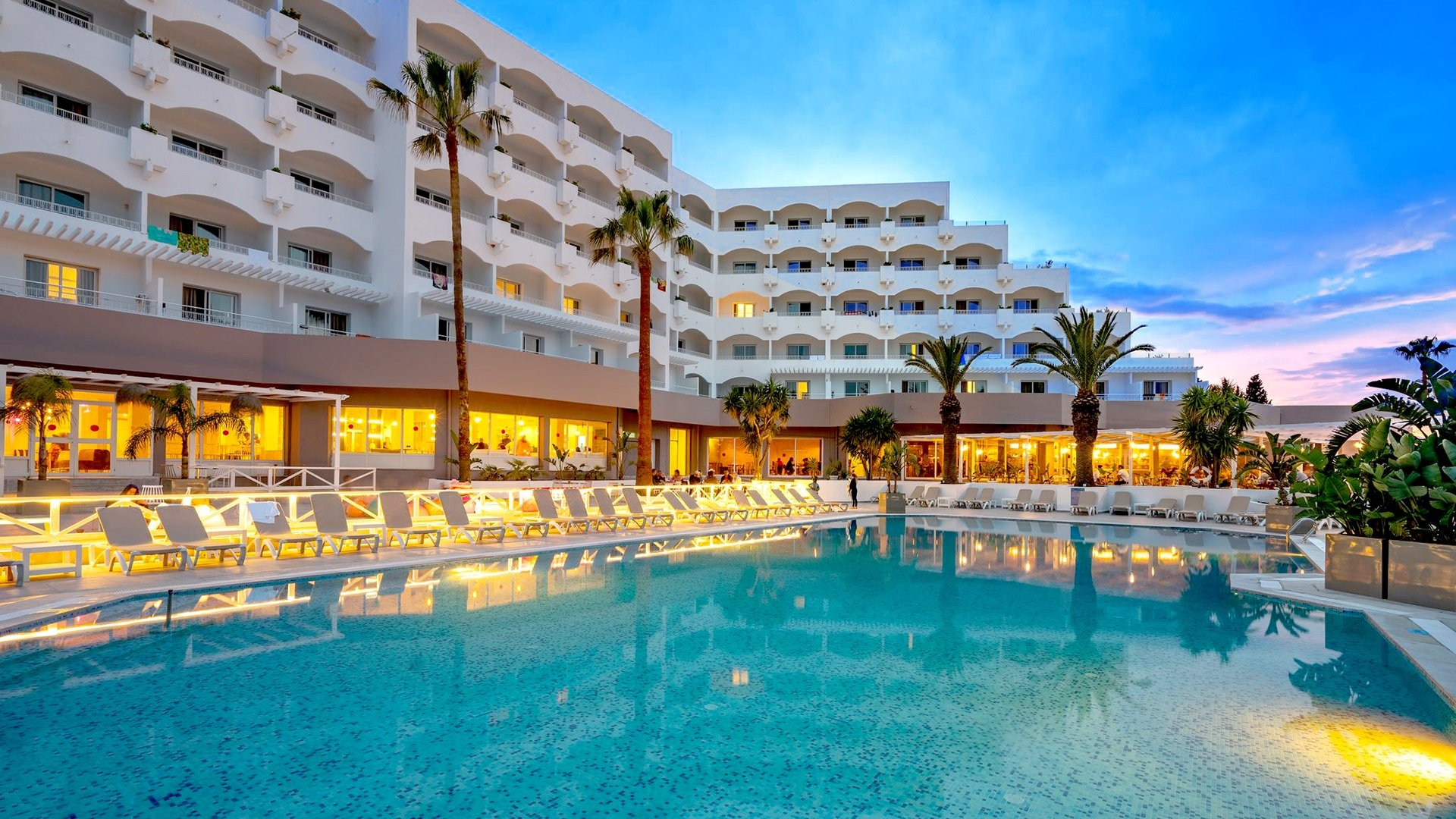 Hotel Club Le President