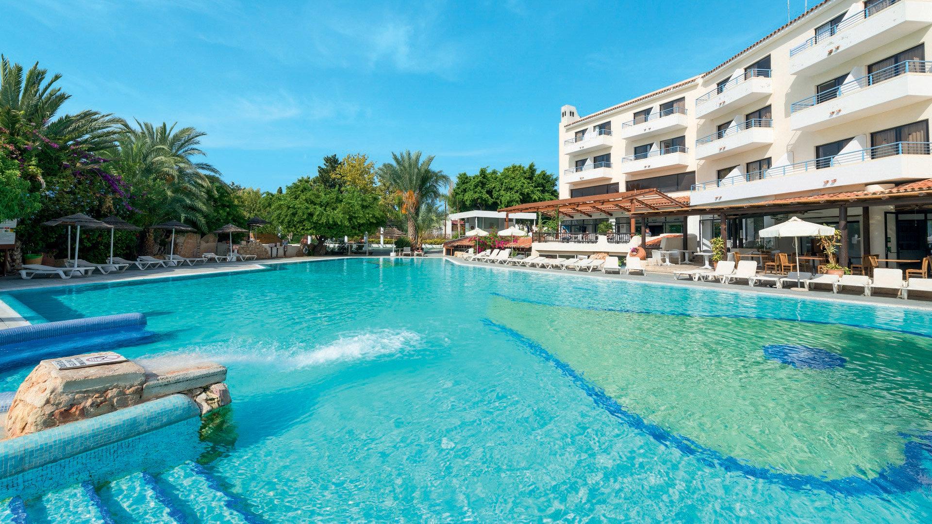 Hotel Leptos Paphos Gardens & Apartaments