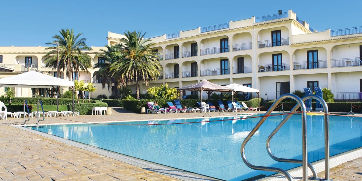 Grand Selinunte Hotel - Sicily, Italy - Holidays, Reviews ...