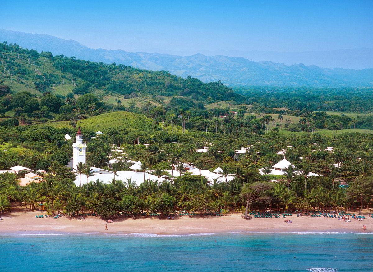 букет свежих риу меренге доминикана фото пляжа вчера