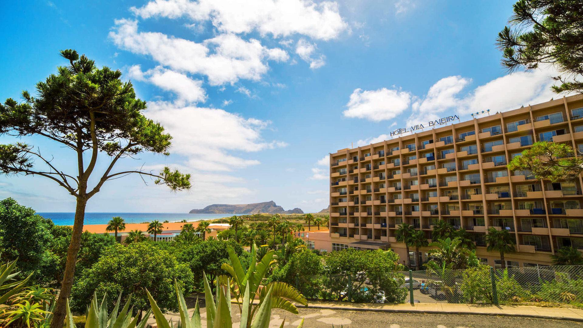Hotel Vila Baleira Resort & Thalasso Spa