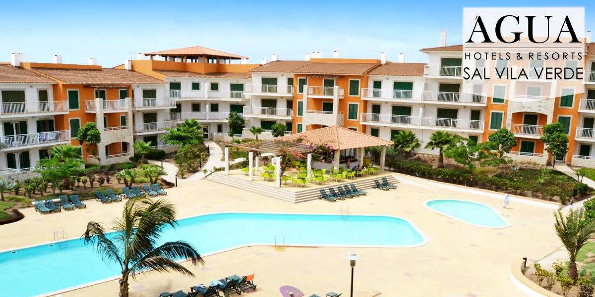 Hotel Águahotels Sal Vila Verde