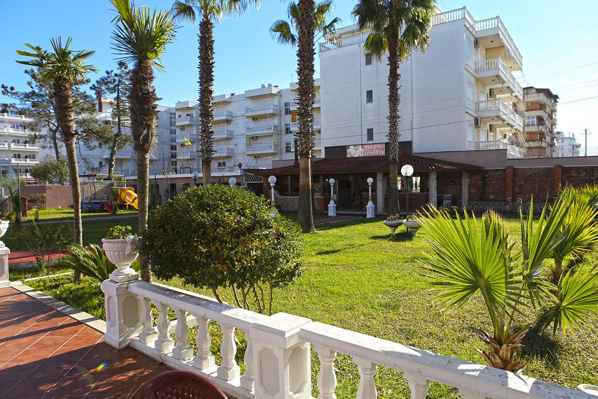 Hotel Grand Pameba - Durr U00ebs  Alb U00e1nie
