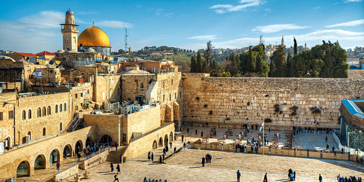 Kameralna podróż – Jerozolima