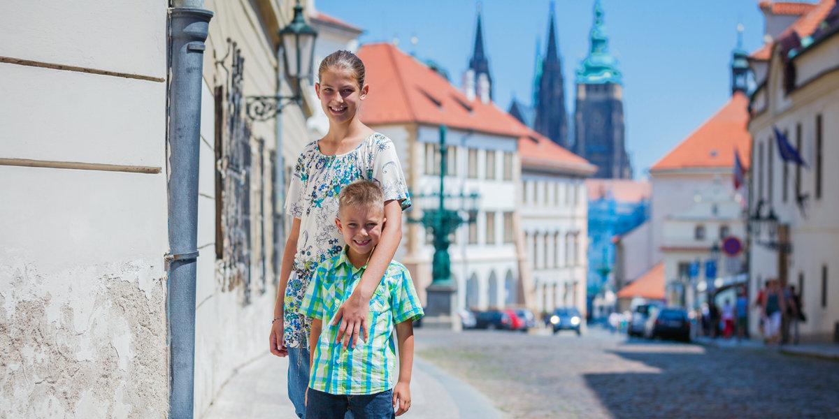 Wakacje w Czechach