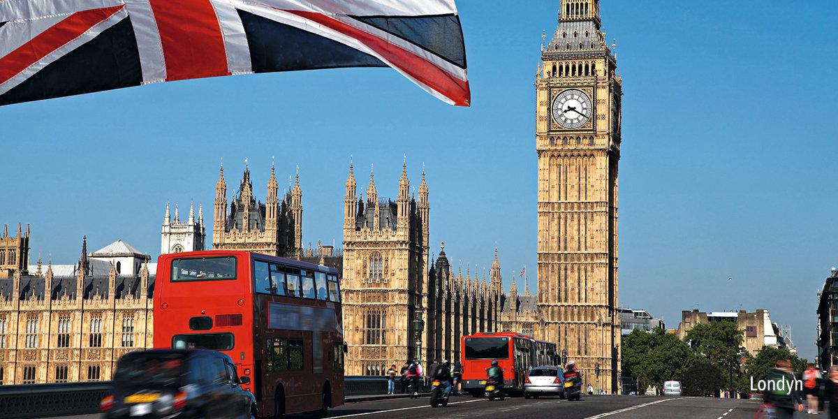Londyn od A do Z
