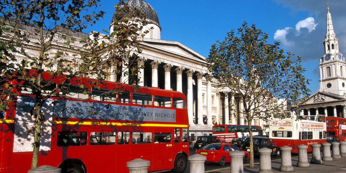 Mój Londyn