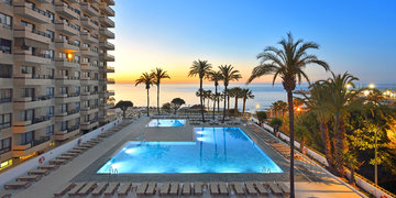 Hotel Sol House Costa del Sol Mixed by Ibiza Rocks
