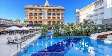 Hotel Orange Palace
