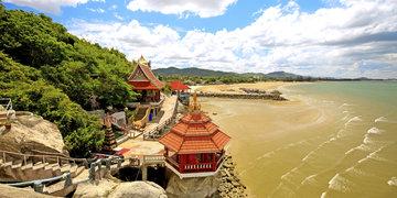 Bangkok i Hua Hin