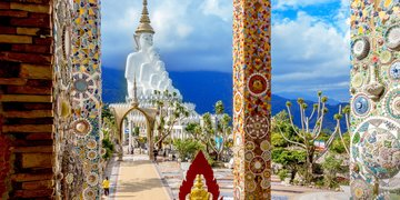 Z Bangkoku nad Mekong: Tajlandia i Laos