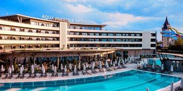 Hotel Aqua Paradise Resort