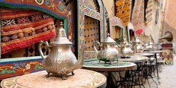 Tylko dla Ciebie – Kolory Maroka