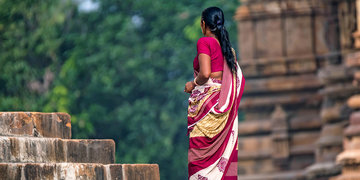 Kolory Indii i Tajemnice Tamilnadu