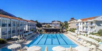 Hotel Belcekum Beach
