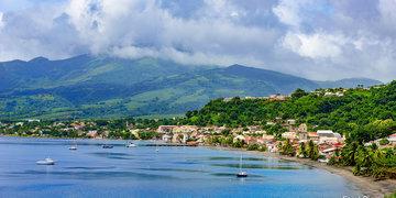 Karaibskie marzenia: Martynika i Gwadelupa