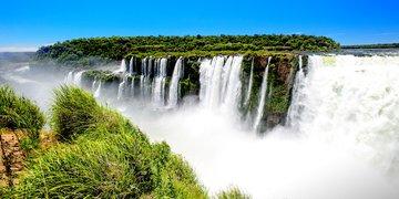 Rio de Janeiro i wielkie wodospady Iguazu