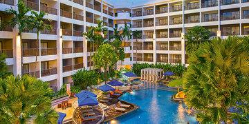 Hotel Deevana Plaza Phuket-Patong