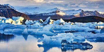Islandia, ziemia ognia i lodu