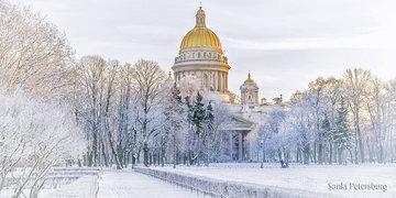 Rosyjska zima