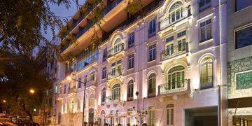 Hotel PortoBay Liberdade