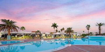 Hotel Maspalomas Lago Canary Sunset