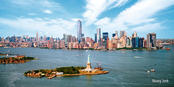 Nowy Jork... na dobry początek