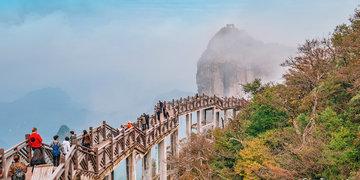 Chiny jak z filmu