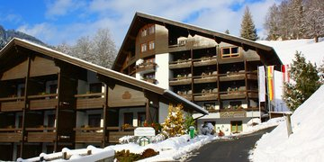 Aparthotel Alpenlandhof