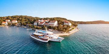 Hotel Odisej Mljet