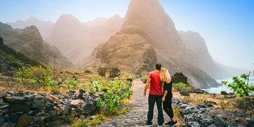 Trekking na Cabo Verde