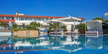 Hotel Antigoni Beach Resort