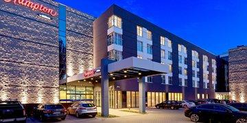 Hotel Hampton By Hilton Warsaw Airport