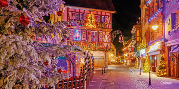 Bożonarodzeniowa Alzacja